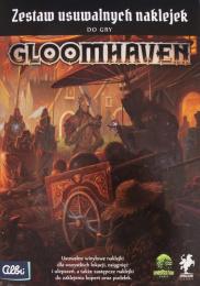 Gloomhaven - Zestaw winylowych naklejek
