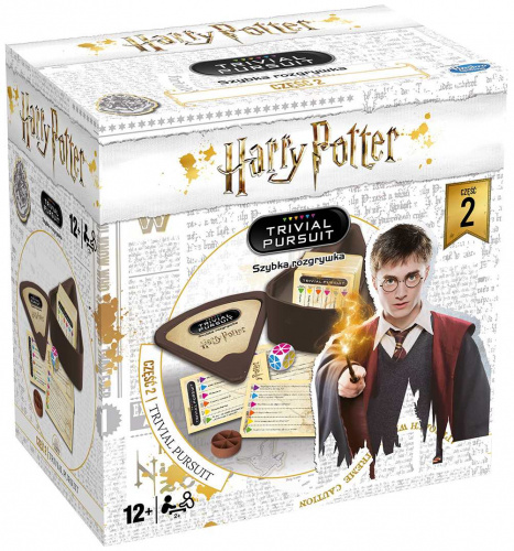 Trivial Pursuit: Harry Potter 2 (edycja polska)