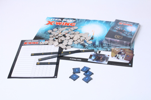 Star Wars X-Wing 2nd Edition Deluxe Wave Kits 1