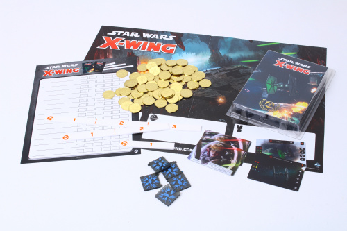 Star Wars X-Wing 2nd Edition Deluxe Wave Kits 2