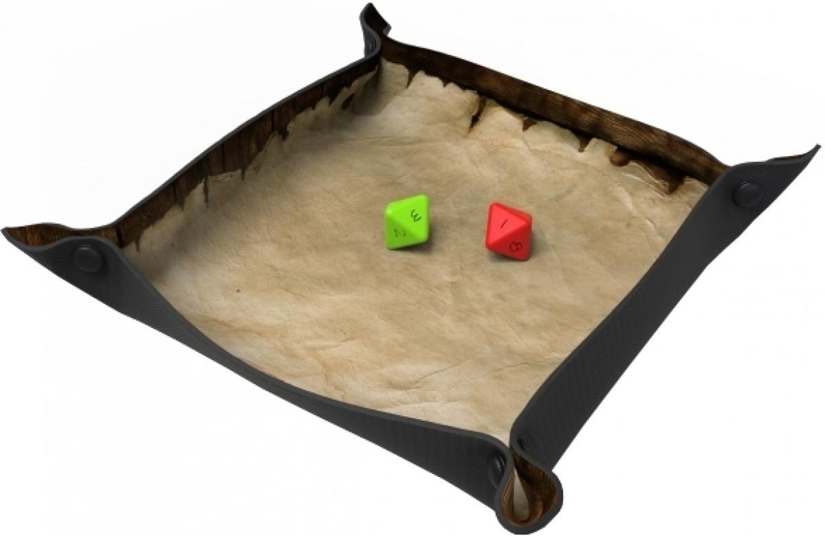 Dice Tray 1 - Kwadrat (22 x 22 cm)