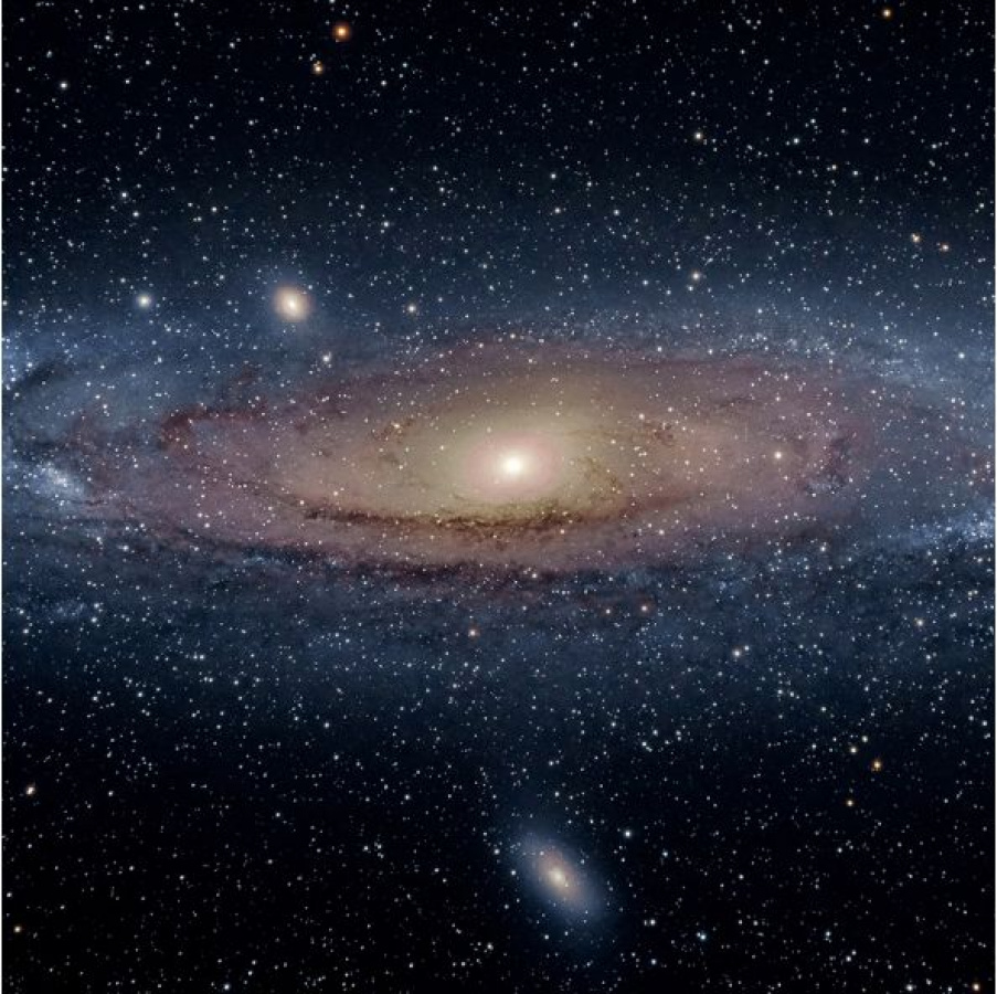 Mata do gry: Galaktyka Andromedy