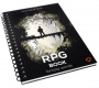 RPG Book - Fantasy Worlds - Format A3