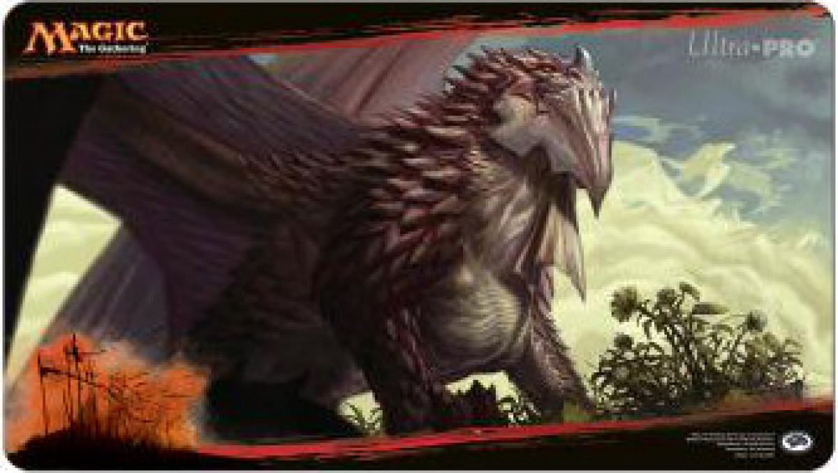 ULTRA-PRO Play Mat - Dragons of Tarkir V1 Dragonlord Dromaka