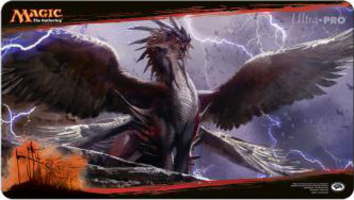 ULTRA-PRO Play Mat - Dragons of Tarkir V2 Dragonlord Kolaghan
