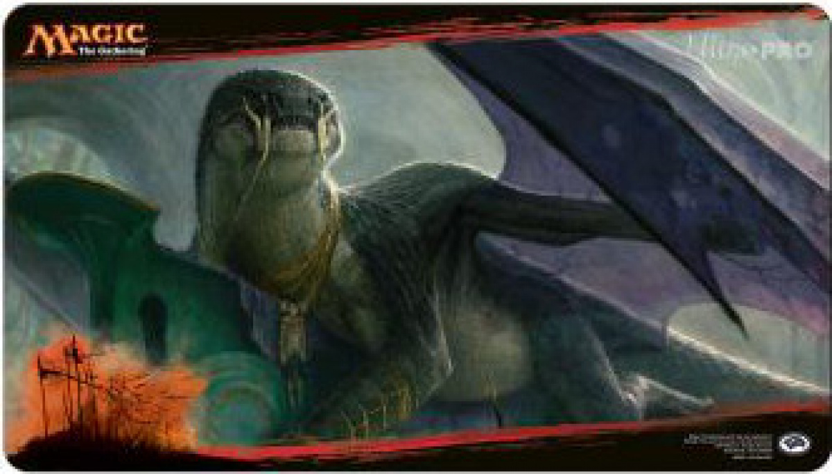 ULTRA-PRO Play Mat - Dragons of Tarkir V3 Dragonlord Silumgar