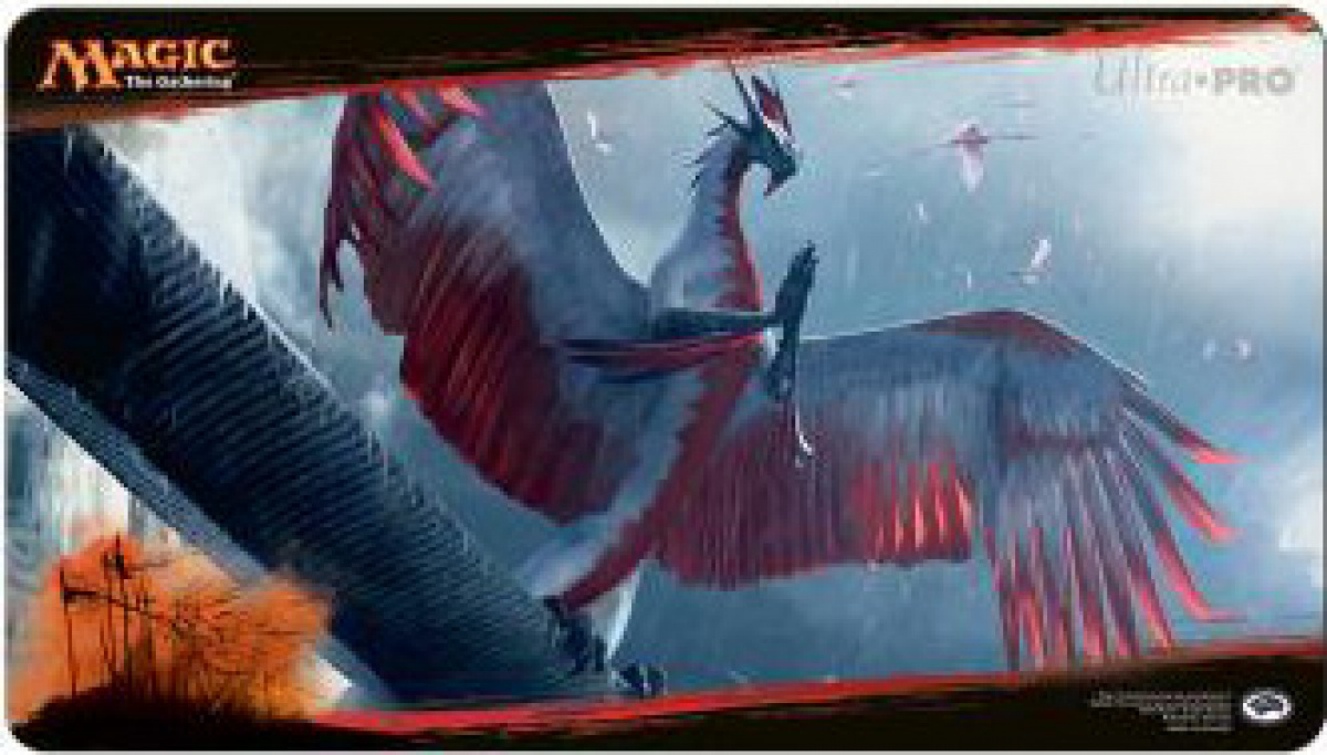 ULTRA-PRO Play Mat - Dragons of Tarkir V4 Dragonlord Ojutai