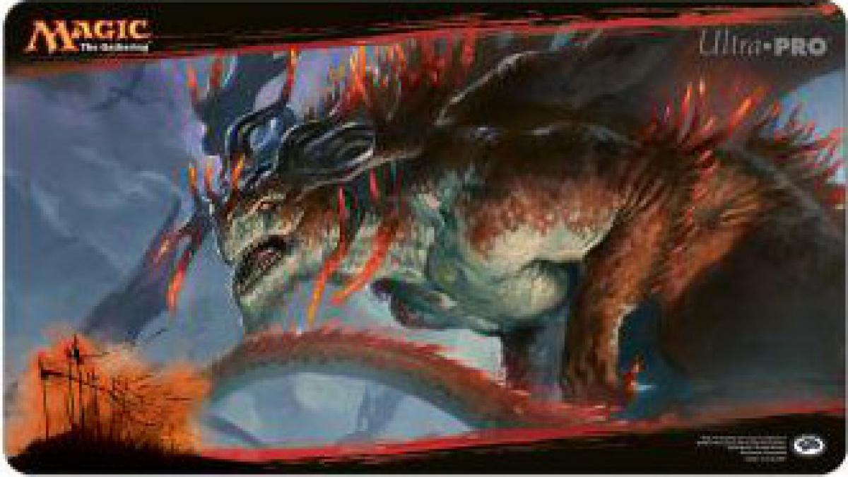 ULTRA-PRO Play Mat - Dragons of Tarkir V5 Dragonlord Atarka