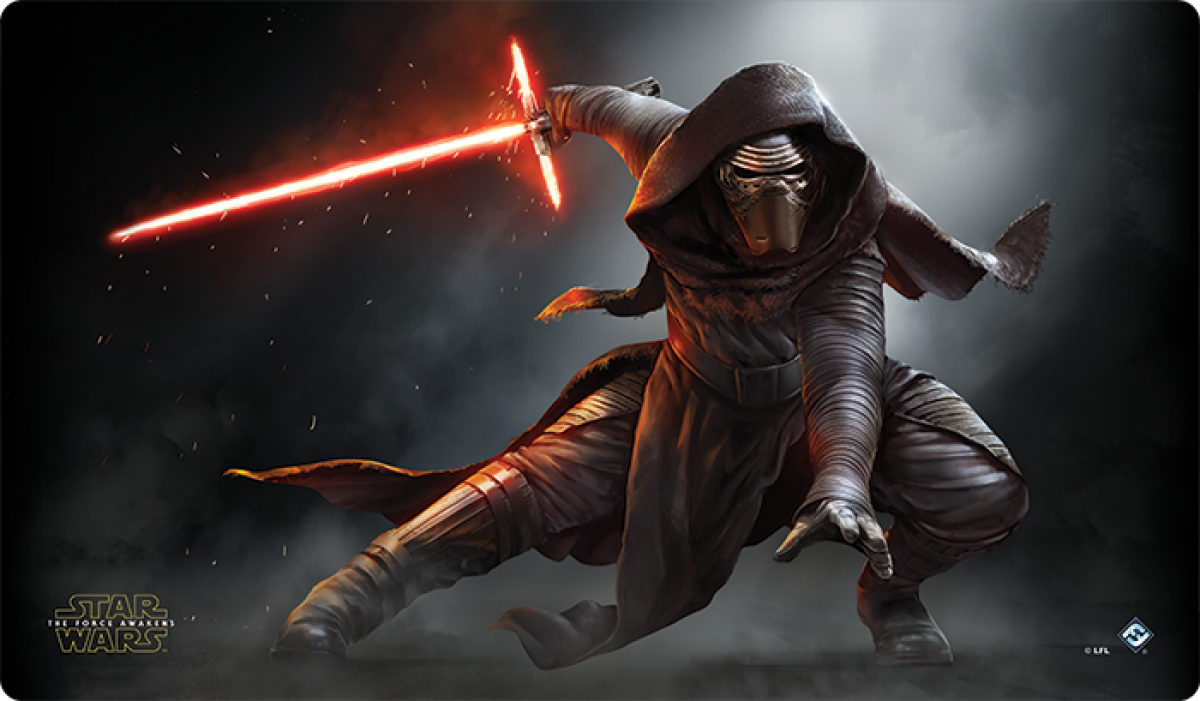 Star Wars: Kylo Ren Gaming Mat