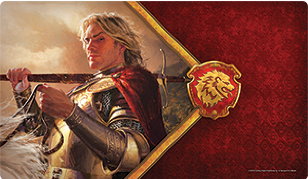 A Game of Thrones: The Card Game - The Kingslayer Playmat