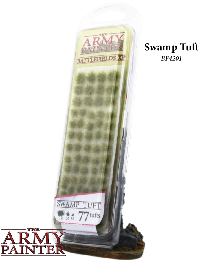 Army Painter - Swamp Tuft (77)