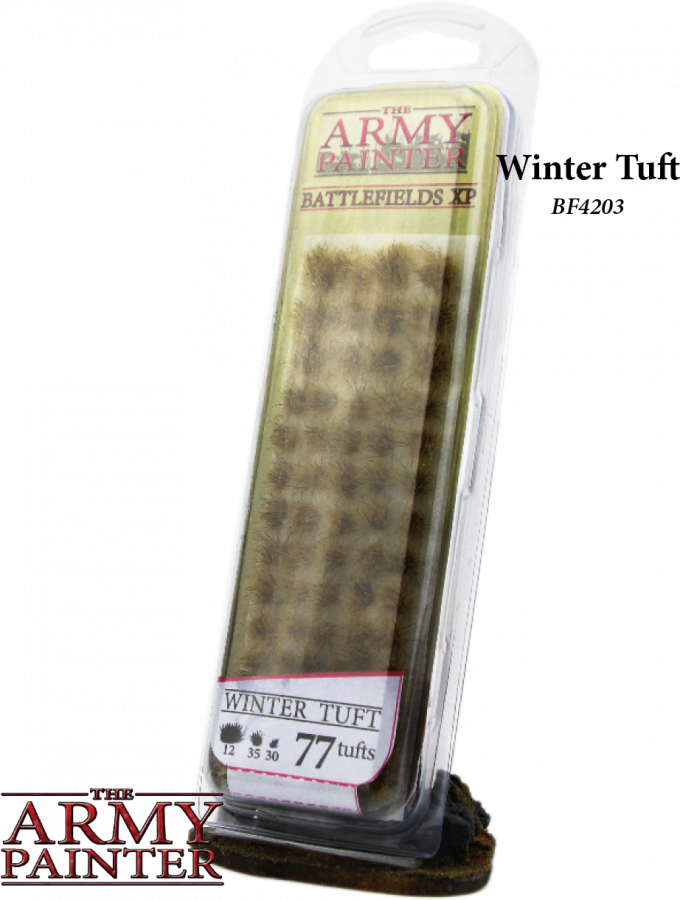 Army Painter - Winter Tuft (77)