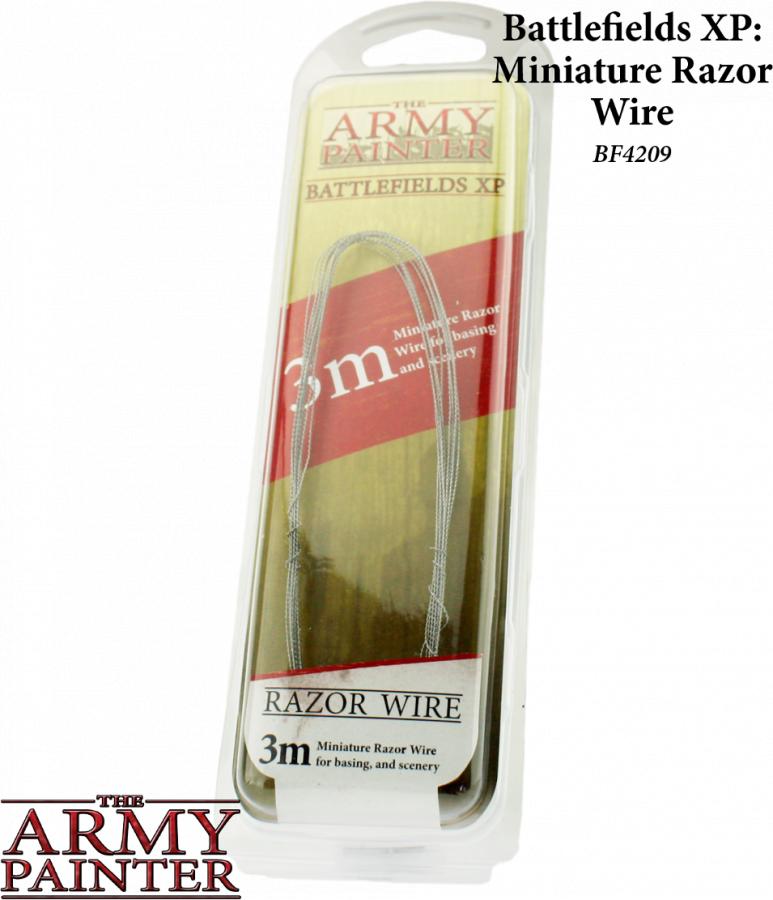 Army Painter - Razor Wire (3 m)