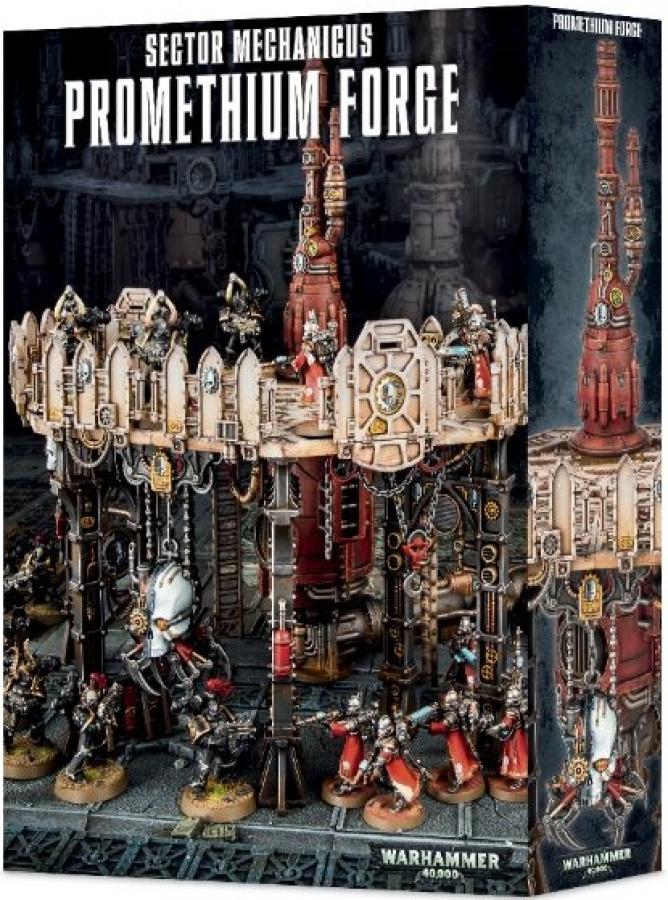 Sector Mechanicus: Promethium Forge