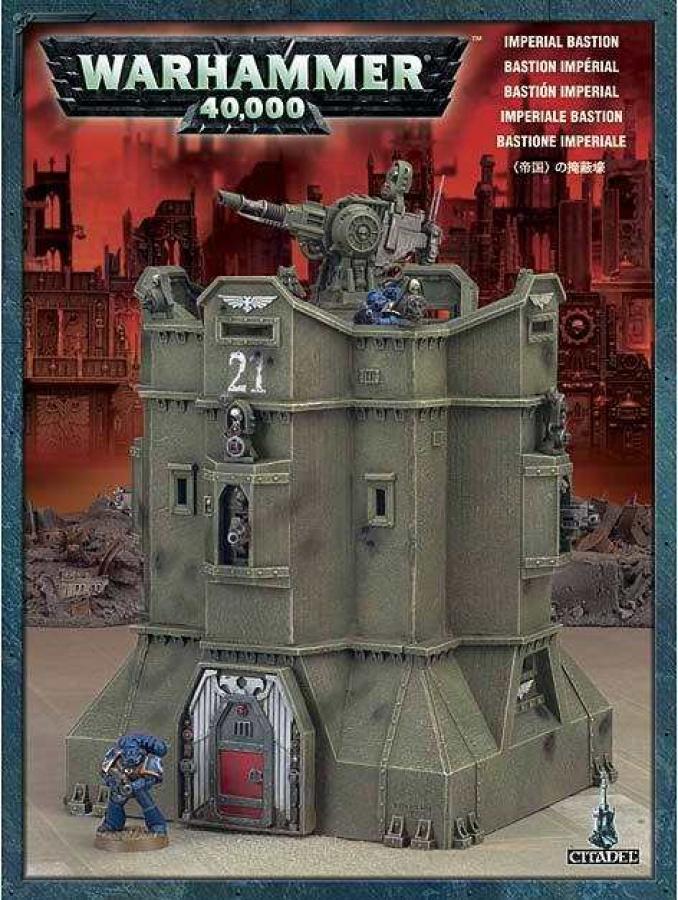 Warhammer 40.000: Imperial Bastion