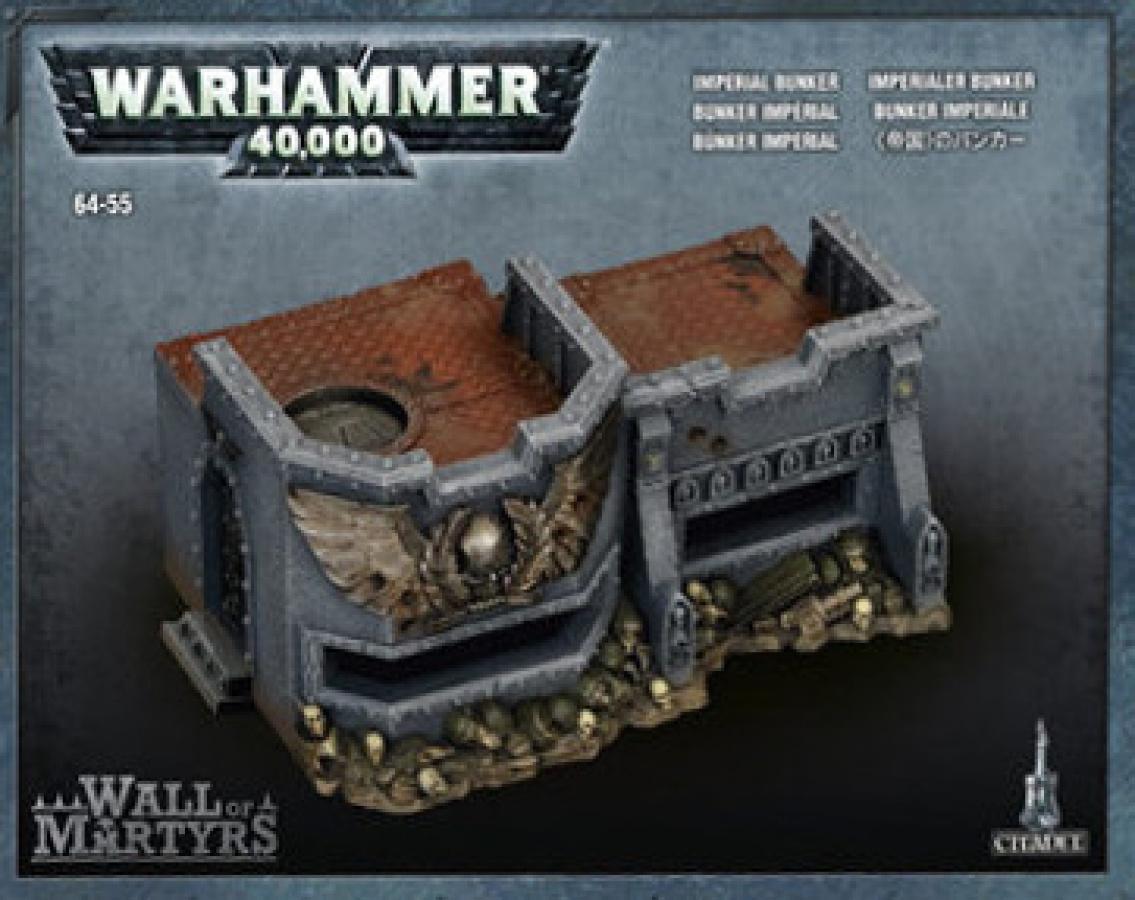 Warhammer 40.000: Imperial Bunker