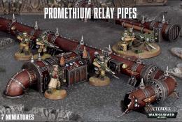Citadel Promethium Relay Pipes