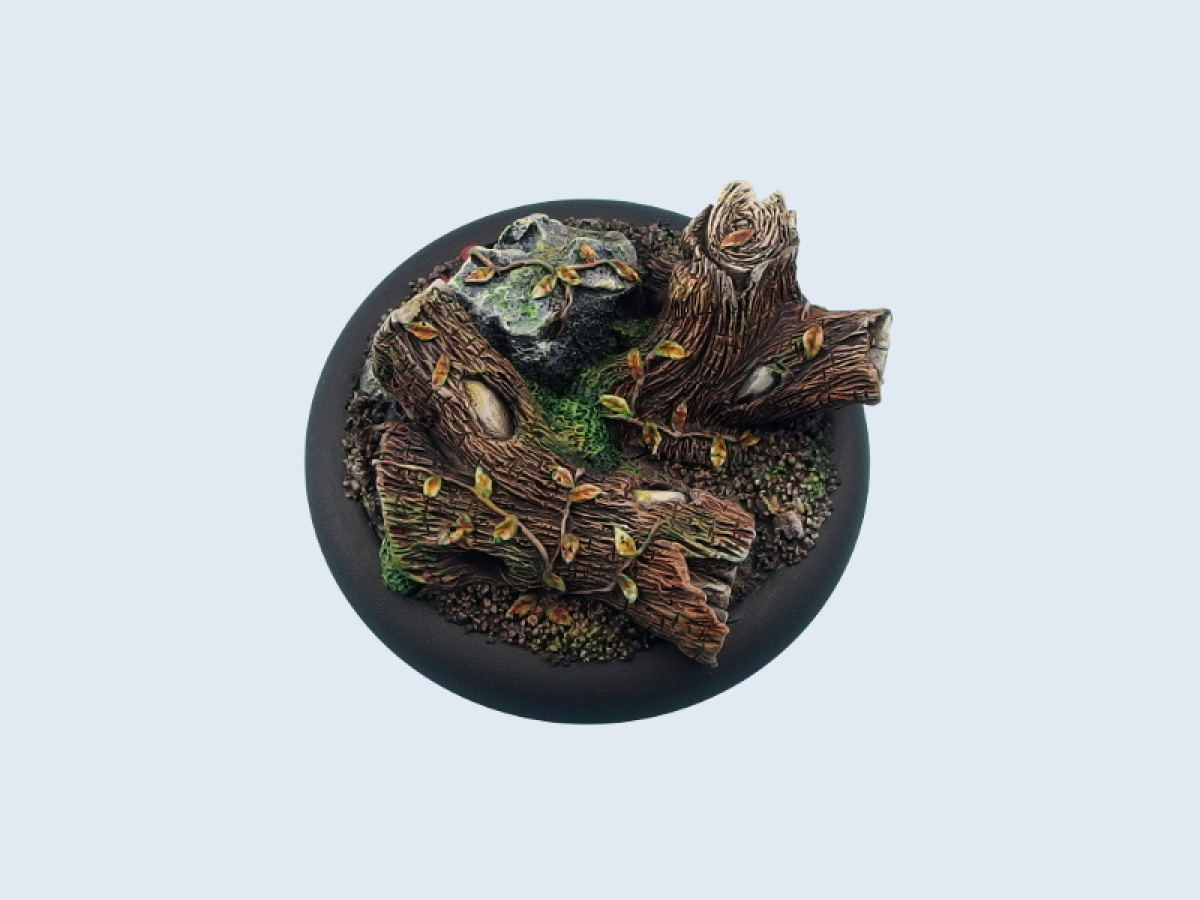 Forest Bases, Wround50mm (1)