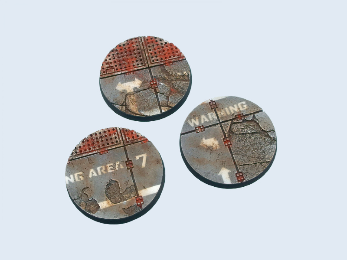 Warehouse Bases, Round 50mm (1)