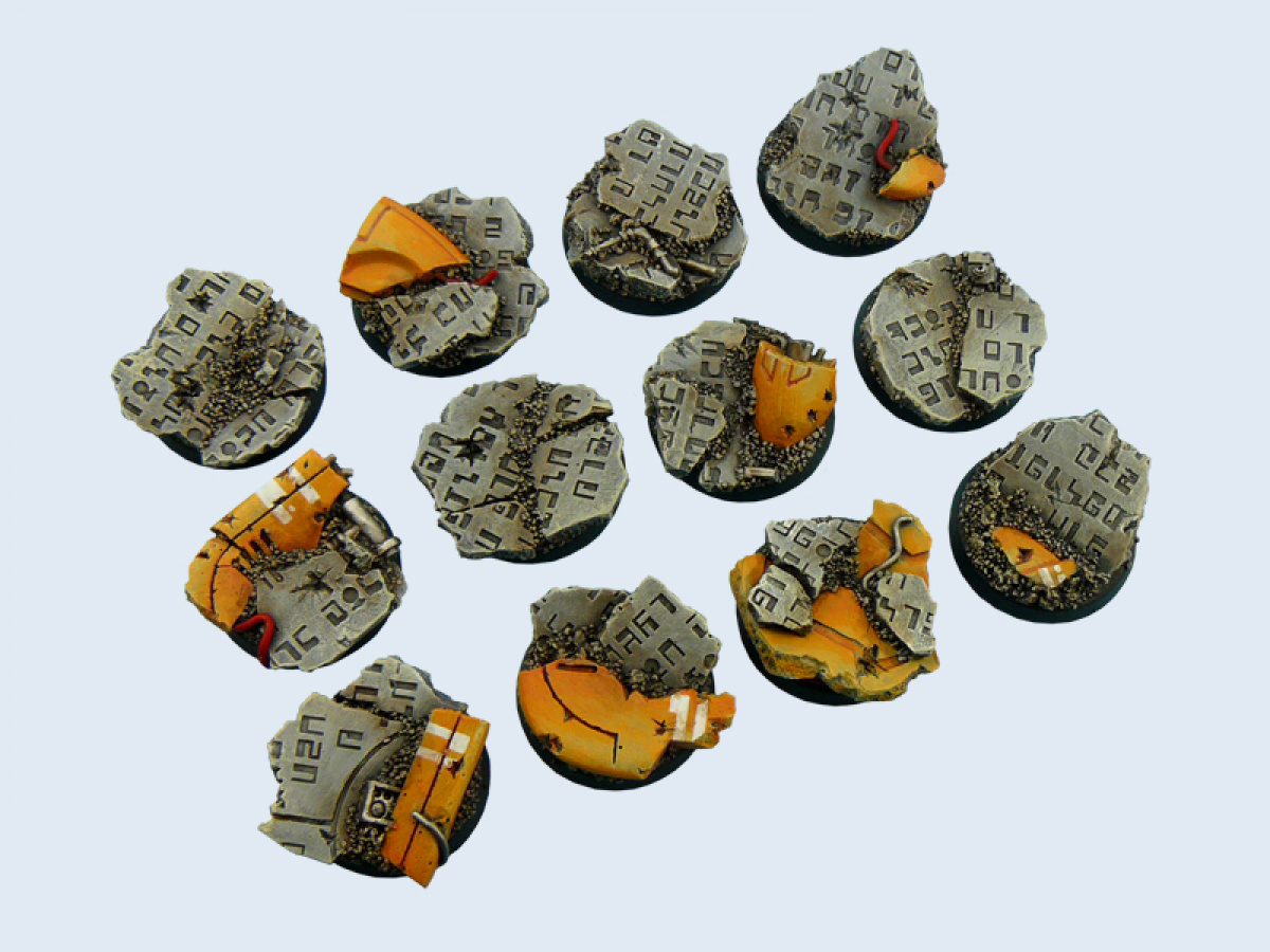 TauCeti Bases, Round 25mm (5)