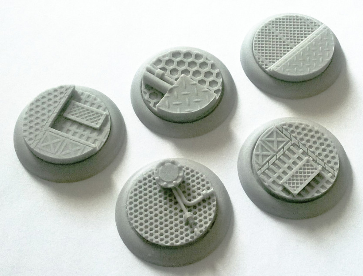 Tech Bases, wRound 30mm (5)