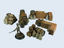 Ware Piles Boxed Set (5)