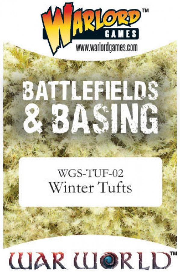 Battlefield & Basing: Winter Tufts