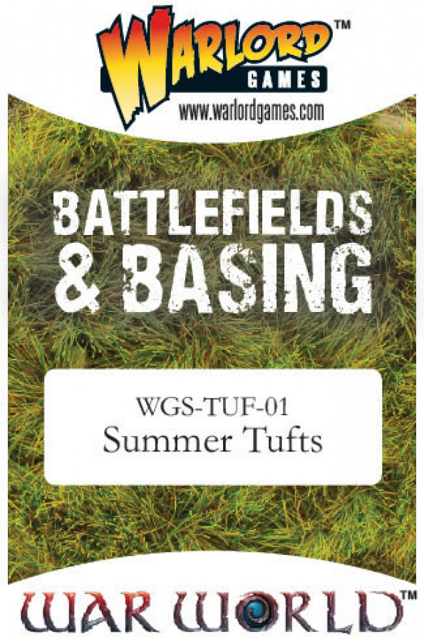 Battlefield & Basing: Summer Tufts