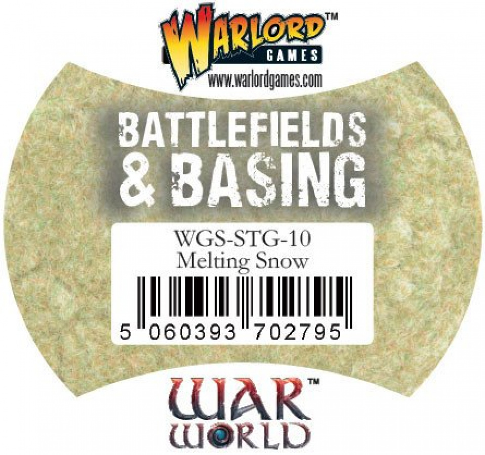 Battlefield & Basing: Melting Snow
