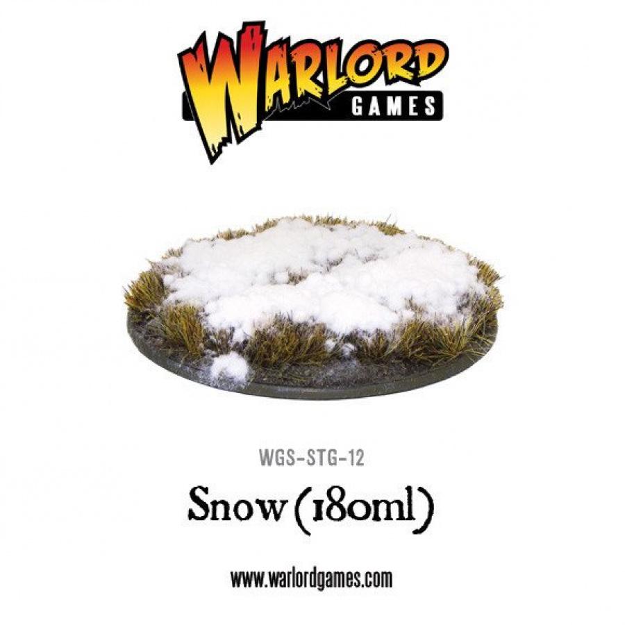 Battlefield & Basing: Snow