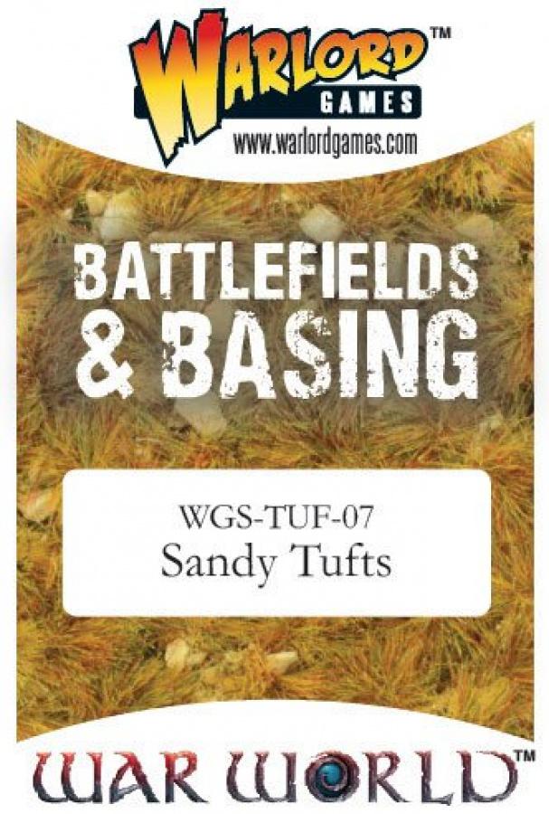 Battlefield & Basing: Sandy Tufts