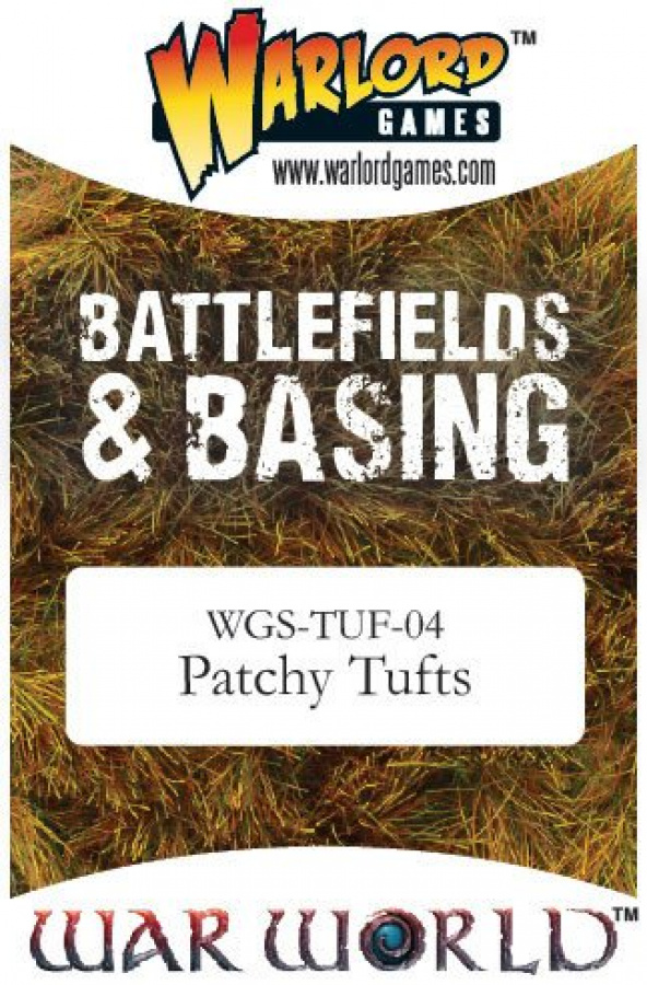 Battlefield & Basing: Patchy Tufts
