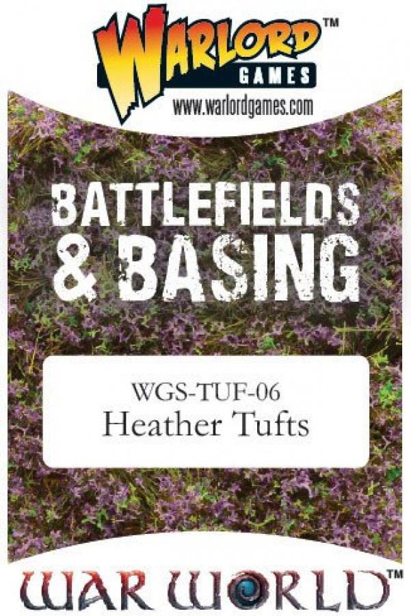 Battlefield & Basing: Heather Tufts
