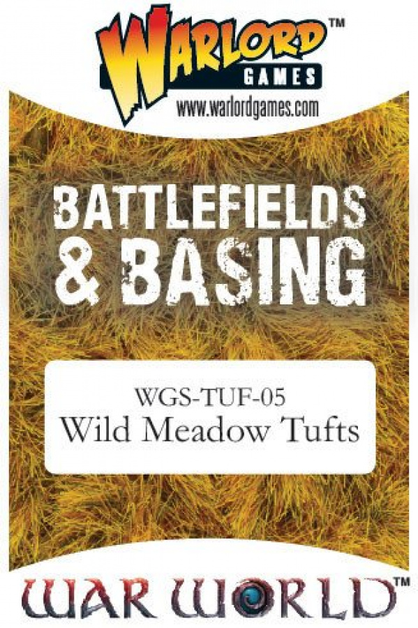 Battlefield & Basing: Wild Meadow Tufts