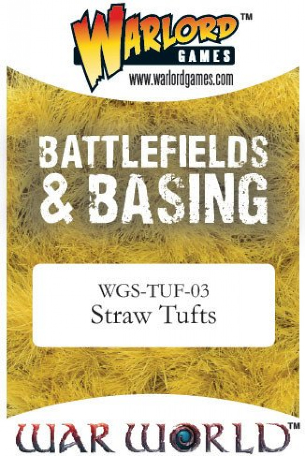 Battlefield & Basing: Straw Tufts