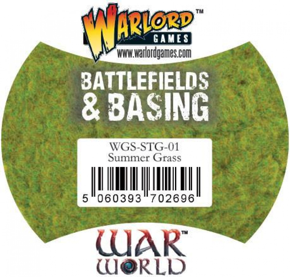 Battlefield & Basing: Summer Grass (500 ml)