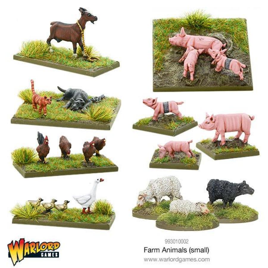 Warlord Games - Farm Animals (small)