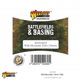 Battlefield & Basing: Wild Mountain Tufts (10 mm)