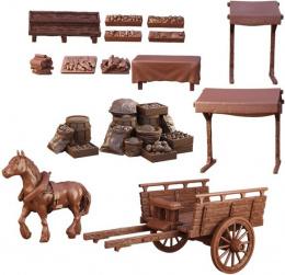 Terrain Crate: Market