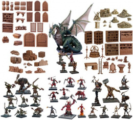 Terrain Crate: GM's Dungeon Starter Set