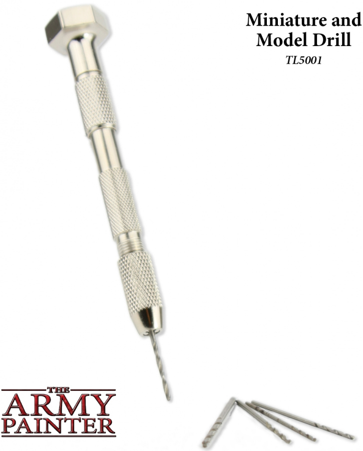 Army Painter - Miniature & Model Drill