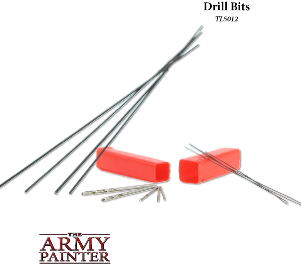 Army Painter - Spare Drills & Pins
