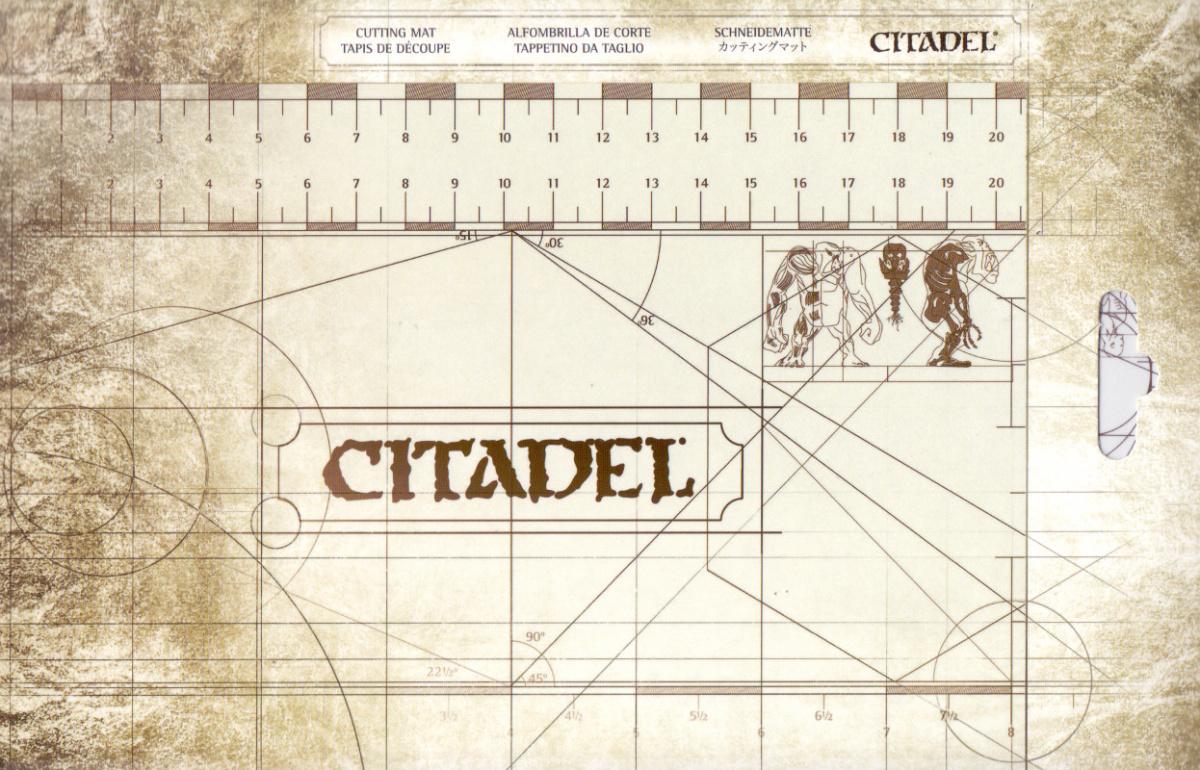 Citadel Cutting Mat (2014)