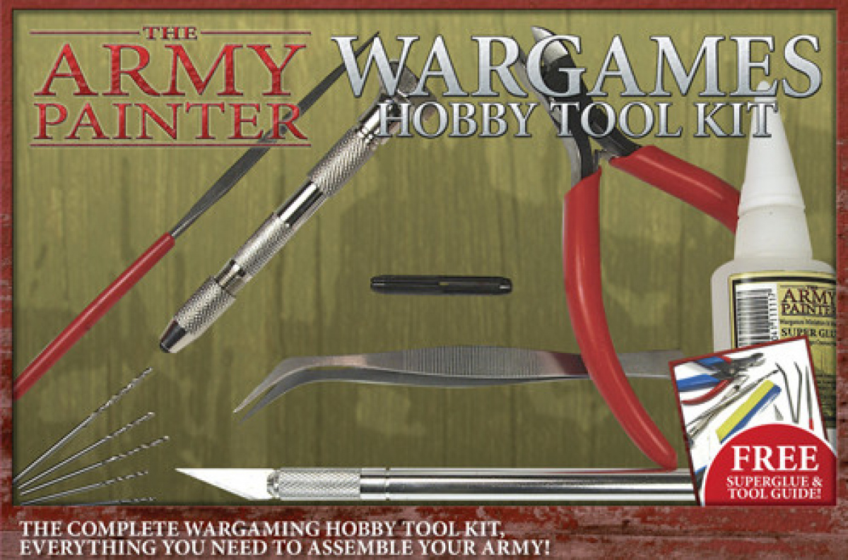The Army Painter - Wargames Hobby Tool Kit