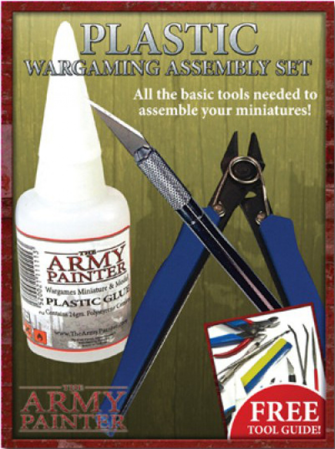 Army Painter - Plastic Wargaming Assembly Set