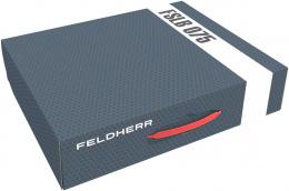 Feldherr Walizka Storage Box STANDARD 75 mm puste