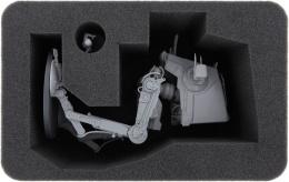 Feldherr Gąbka na figurki Star Wars Legion - AT-ST (2 otwory)