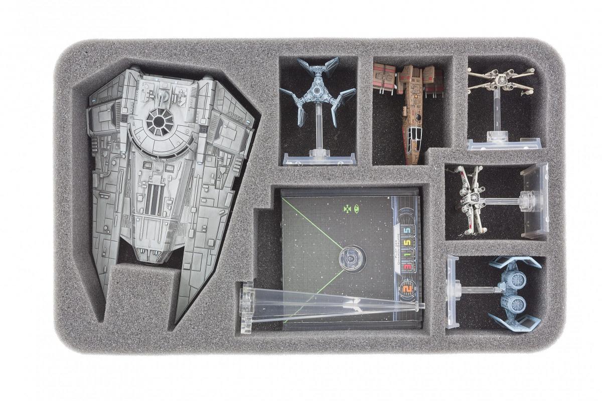Feldherr Gąbka na X-Wing: VT-49 Decimator