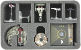 Feldherr Gąbka na X-Wing: Punishing One (8 otworów)