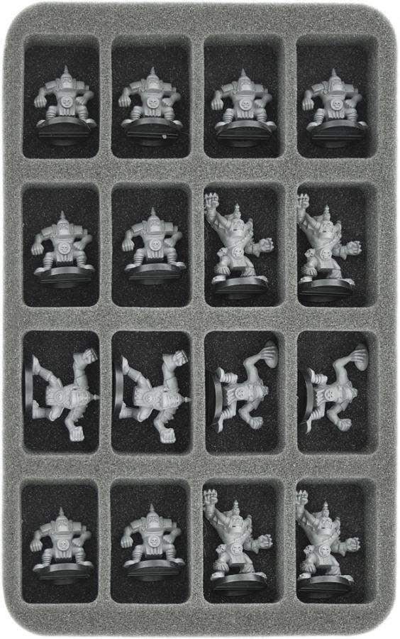Feldherr Gąbka na figurki Blood Bowl MINI - 35 mm (16 otworów)